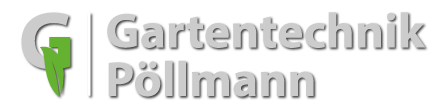Logo Gartentechnik Pöllmann